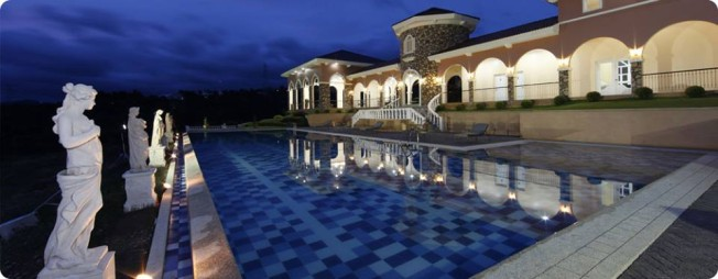A beautiful enclave nestled in the graceful slopes and rolling terrain of Talisay City, Cebu