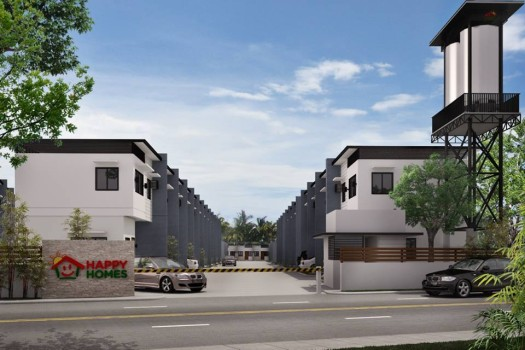 MONZA MODEL-2 Storey Houses with 3 Bedrooms and 2Toilet and Bath.