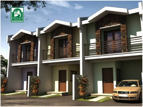 3 Cluster Townhomes in Liloan