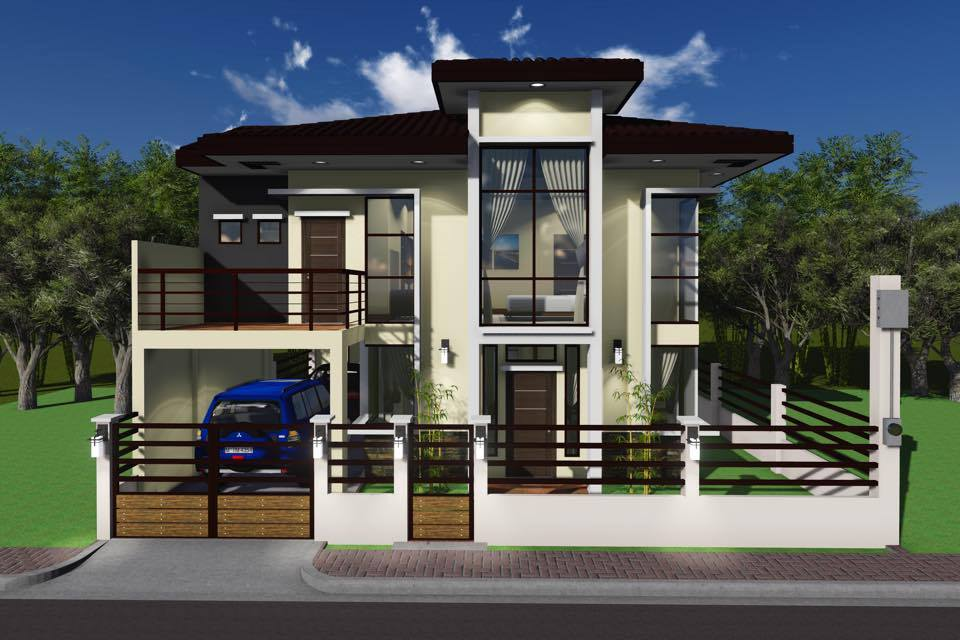 Bedar houses corona del mar subdivision cebu daisy homes for Zen apartment design in the philippines