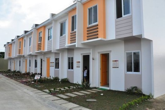 Affordable housing in Compostela, Cebu.