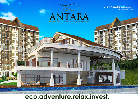 Affordable condominium in Cebu.