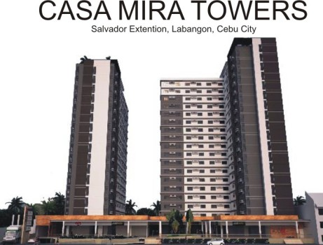 Affordable Condominium in Cebu City.