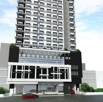 Cityscape Grand Tower located in the heart of Cebu's booming business center.