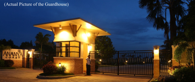 an exclusive community with its own Beachfront Promenade