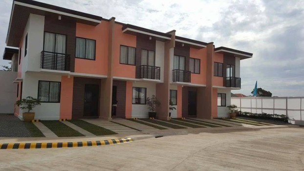 Townhouse in Labangon, Cebu City.