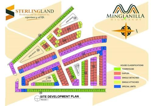 minglanilla highlands devt plan