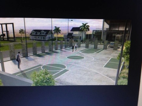 oceanville basketball court