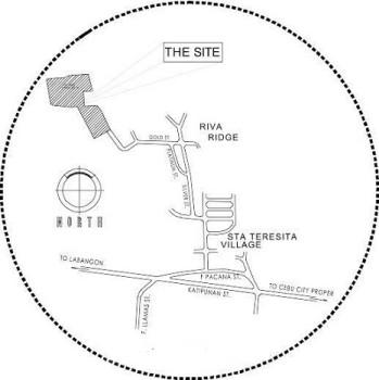 Urban-deca-homes-Tisa-vicinity-map
