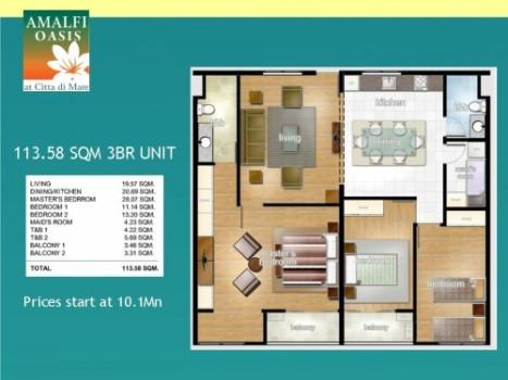 amalfi-oasis-3BR-unit-plans1