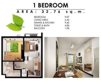 1Bedroom fp