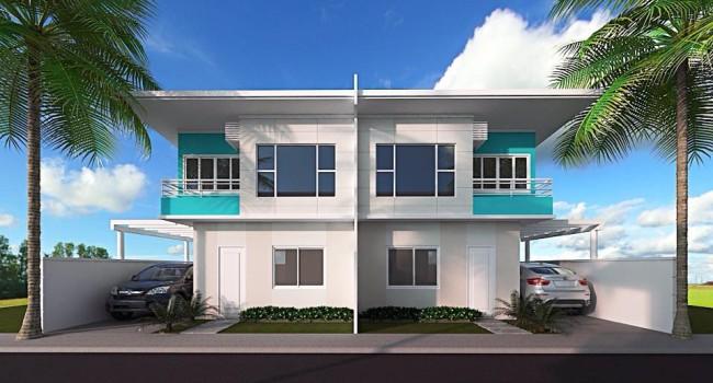 malibu residences model house