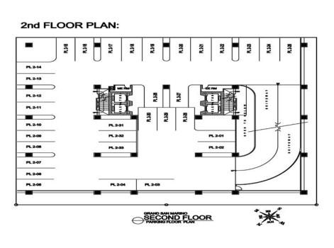 2nd flr plan