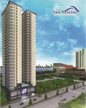 Residential condominium  near SM City and Robinsons Galleria