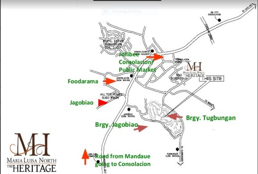 Heritage-Vicinity-map