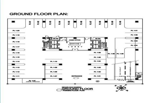 ground flr plan
