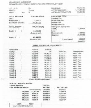 Villa-Donna-duplex-price-june-2017