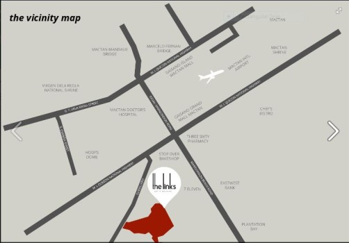 The-Links-mactan-vicinity-map