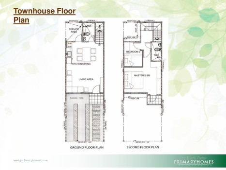 townhouse fp