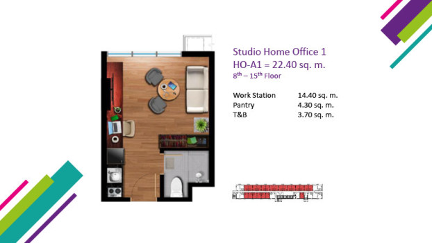 studio Home Office 1