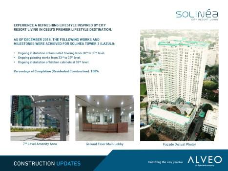 Solinea-T3_Construction-Update-Dec2018