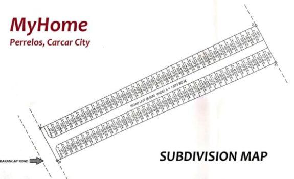 My Home Subdivision, Carcar City